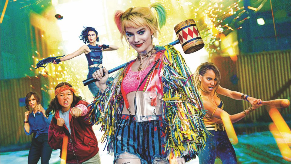 Birds of Prey (and the Fantabulous Emancipation of One Harley Quinn) Movie Poster